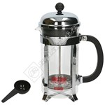 Bodum Chambord 8 Cup Coffee Maker - Chrome