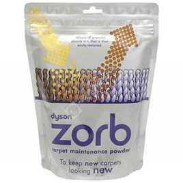 Dyson Zorb Universal Carpet Cleaning Powder - 750g - ES103630