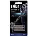 Braun Series 3 32B Shaver Foil