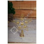 Noma Gold Star Tree Topper
