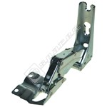 Integrated Upper Right/Lower Left Hand Door Hinge