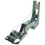 Integrated Upper Right/Lower Left Hand Door Hinge