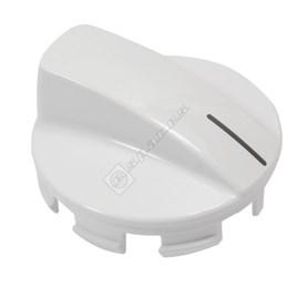White Tumble Dryer Timer Knob - ES626713
