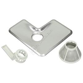 Miele Dishwasher Micro Filter - ES1538804