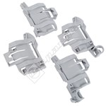 Dishwasher Lower Basket Insert Bearing - pack of 4