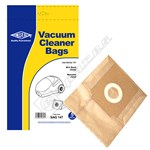 Electruepart BAG147 Morphy Richards Vacuum Cleaner Paper Bag (Type 72) - Pack of 5