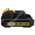 DCB123-XJ 10.8V Li-Ion Power Tool Battery