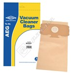 Electruepart BAG59 AEG Grobe 12 Vacuum Dust Bags - Pack of 5