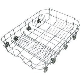 Privileg Grey Lower Dishwasher Basket Assembly - ES572220