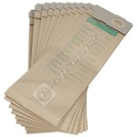 BS Series Paper Dust Bag - 1055 - Pack of 10