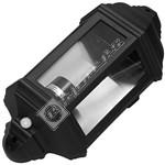Eterna PIRL60BK 60W PIR Lantern Light