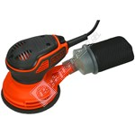 Black & Decker 240W Paddle Switch Orbit Sander