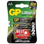 Gp Batteries GP AA Lithium Batteries