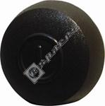 Vacuum Cleaner Black Push Button