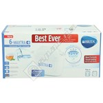 Brita Maxtra+ Water Filter Cartridges - Pack of 6