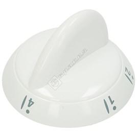 Tricity Bendix White Dishwasher Control Knob - ES571598