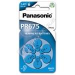 PR675 Hearing Aid Battery