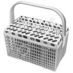 Dishwasher Cutlery Basket - Grey