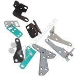 Oven Door Hinge and Support Bracket Kit