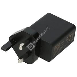 Qualcomm 2.0 18W USB Charger - UK Plug - ES1773699