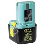 EB930H 9.6V Clip-on NiMH Power Tool Battery