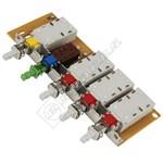 Cooker Hood Push Button Circuit Board