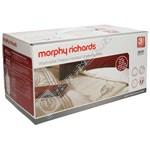 Morphy Richards 600012 Double Washable Fleece Heated Underblanket