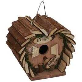 Natures Market Wooden Bird Feeding Hotel - ES1881566
