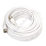 Avix F Satellite Lead Plug To Plug - 10M