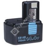 EB14B 14.4V Clip-on NiCD Power Tool Battery