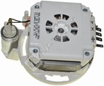 Dishwasher Recirculation Pump Wash Motor