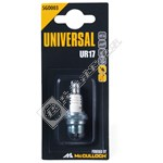 Universal Powered by McCulloch SGO003 Petrol Trimmer and Chainsaw Spark Plug