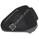 Iron Injected Rear Cover Black