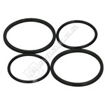 Blender Tap Sealing Rings (Pack of 4)