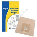 Electruepart BAG162 Bosch Vacuum Dust Bags (H Type) - Pack of 5