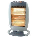 Wellco H105 3 Bar Halogen Heater