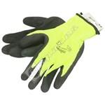 Rolson Foam Latex Coated Gloves - Large