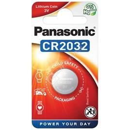 Panasonic CR2032 3V Lithium Microcell Battery - ES187604