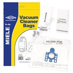 BAG307 High Quality Miele G/N Filter-Flo Synthetic Dust Bags - Pack of 5