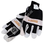 PRO009 Comfort Gloves With Saw Protection - Size 10