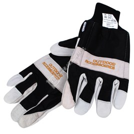 Universal Outdoor Accessories PRO009 Comfort Gloves With Saw Protection - Size 10 - ES1061909