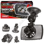 Wide-Angle Car Dashboard Camera
