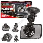 Wide-Angle Car Dashboard Camera