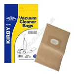BAG137 Compatible Kirby G Type Vacuum Cleaner Dust Bags - Pack of 5