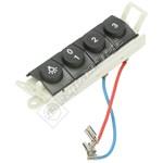 Bosch Cooker Hood Switch