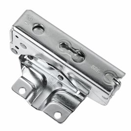 Bosch Fridge Freezer Upper Right/Lower Left Door Hinge - ES742470