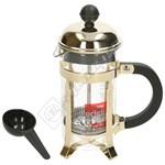 Bodum 3 Cup Chambord French Press – 0.35L