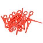 Bosch Grass Trimmer Safety Blades
