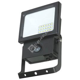 Black 11W LED PIR Floodlight - ES1671825