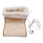 Beurer 53185 Electric Fleece Foot Warmer